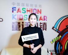 小蛋面儿助威中国国际时装周 何婕秀出中国童装新高度